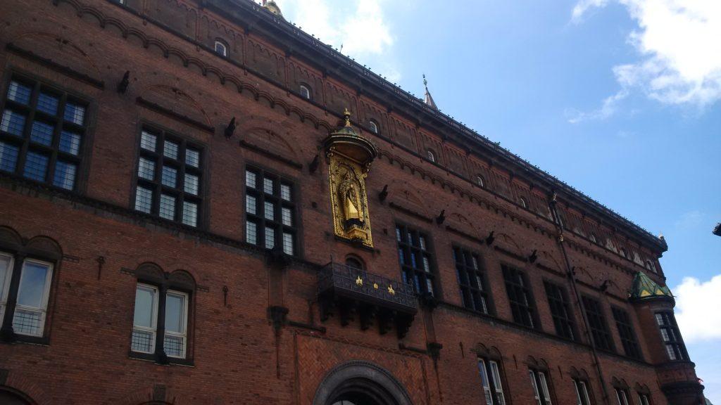 Rådhuspladsen, en Copenhague