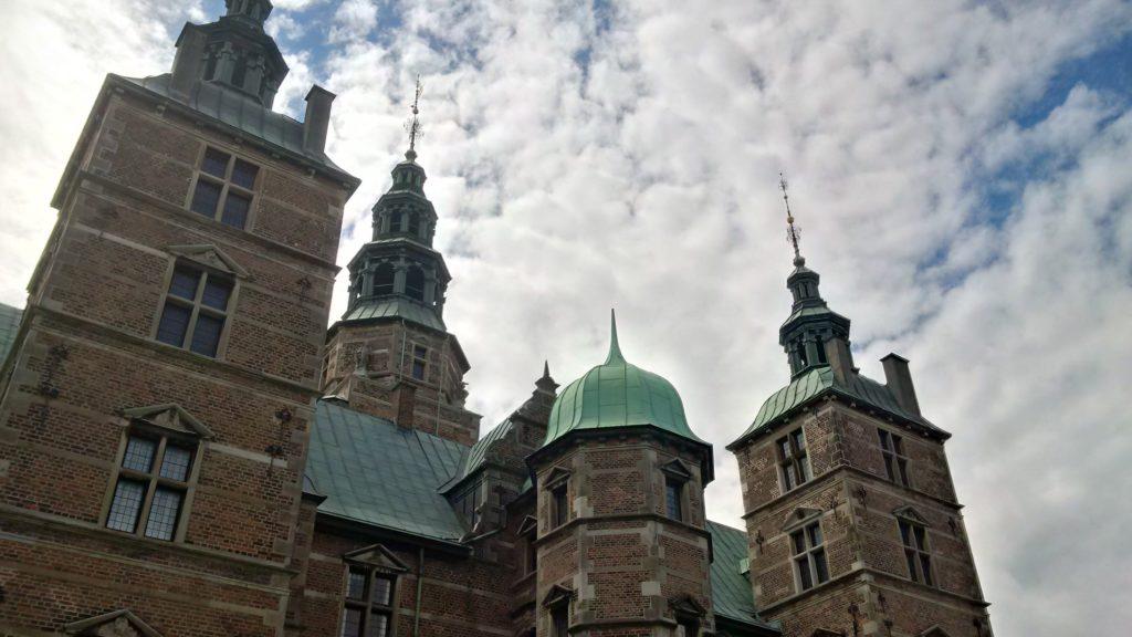 Palacio de Rosenborg, en Copenhague