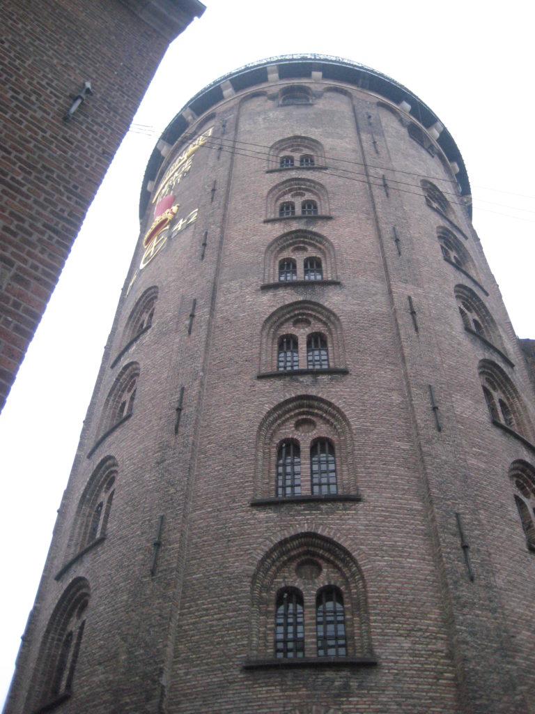 Round tower, Copenhague