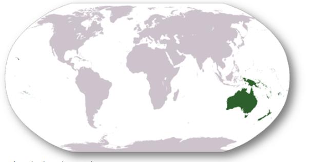 Oceanía