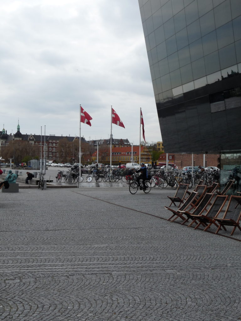Black diamond, Copenhagen