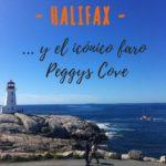 Halifax y Peggys Cove