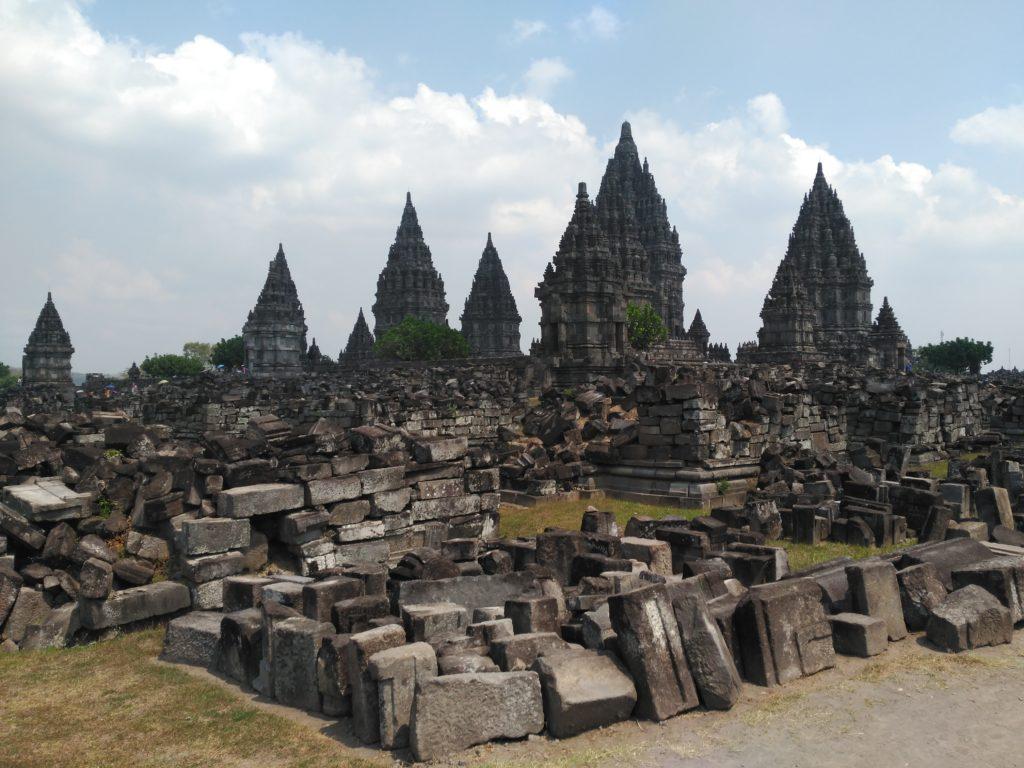 Conjunto de templos de Prambanan