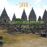 Borobudur, Prambanan, Yogyakarta