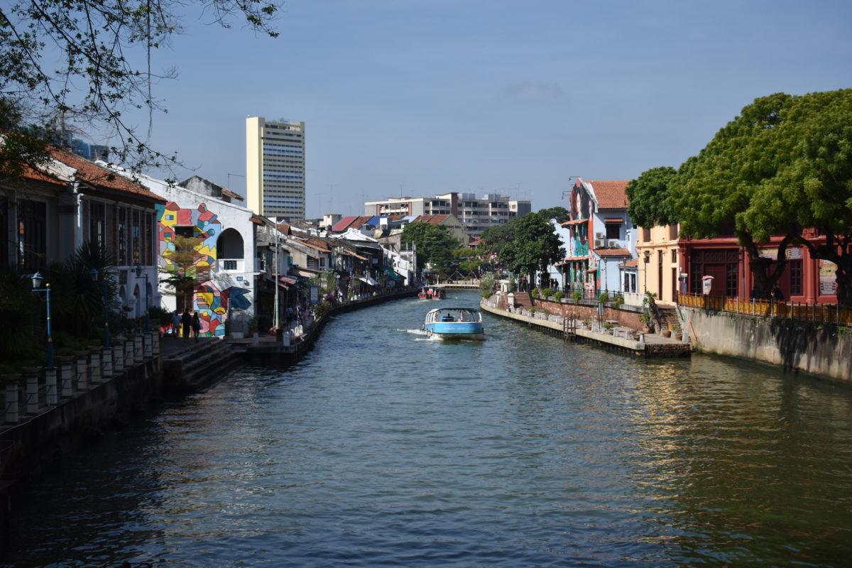 Malaca, una bella ciudad colonial en Malasia