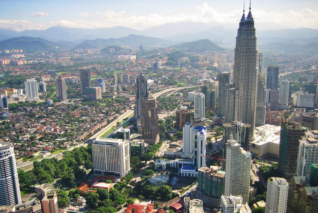 Kuala Lumpur, selva en plena urbe