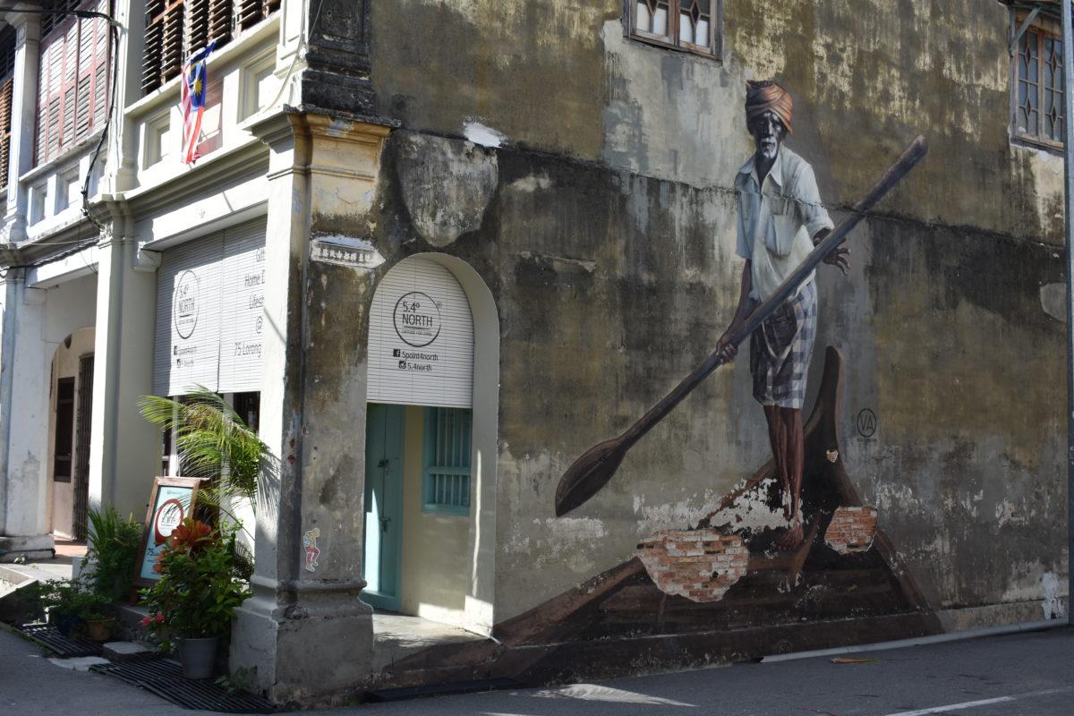 George Town, capital de Penang